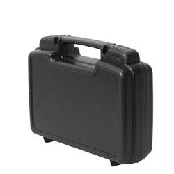 Чехол для инструментов PP пластиковая коробка многофункциональная коробка для инструментов чемодан защитная коробка для инструментов с гу...