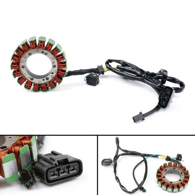 Areyourshop Motorcycle Magneto Generator Engine Stator Coil