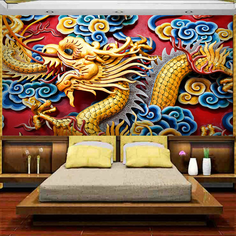 3D stereoscopic Hotel Vintage bamboo 3D wallpaper living room bedroom sofa TV background 3D wallpaper murals blue earth cosmic sky zenith living room ceiling murals 3d wallpaper the living room bedroom study paper 3d wallpaper