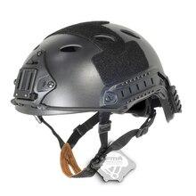 FMA FAST The U.S. Helmet PJ Fund Special Arms Outdoors Ride Wardrobe Tactic BK TB818