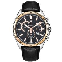 PAGANI DESIGN Business casual sports chronograph watch fashion watch calendar luminous belt men's watches (PS-3304)
