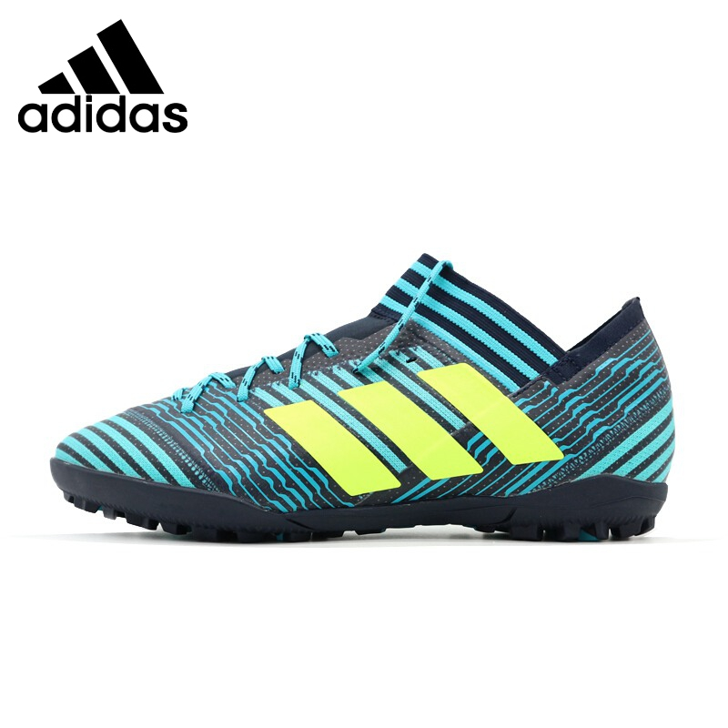 Original New Arrival 2017 Adidas TANGO 17.3 TF Men's Football/Soccer Shoes Sneakers tiebao a13135 men tf soccer shoes outdoor lawn unisex soccer boots turf training football boots lace up football shoes