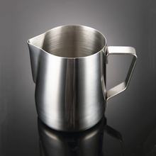 Stainless steel coffee pull flower tool coffee pot coffee utensil milk foam cup beat cup fancy cup coffee apparatus
