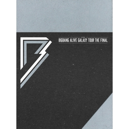 2013 BIGBANG ALIVE GALAXY TOUR _ THE FINAL IN SEOUL + Booklet  Release Date 2013-7-24 KPOP tvxq special live tour t1st0ry in seoul kpop album