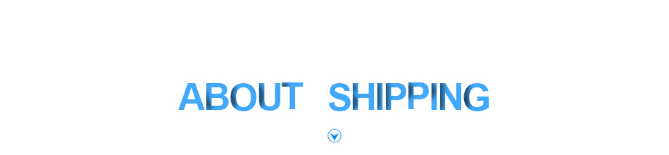 About shipping