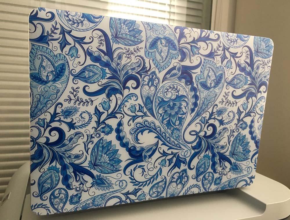 Redlai Colours Macbook Pro үшін Crystal Clear ноутбук - Ноутбуктердің аксессуарлары - фото 3