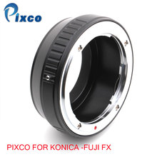 PIXCO Konica AR Mount Lens To Fujifilm Fuji X-Pro1 Pro1 Fujifilm FX X Camera Adapter цена и фото
