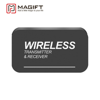 Magift Bluetooth Transmitter Receiver Wireless Audio Adapter With 3 5mm Stereo Output Support APT X Aptx