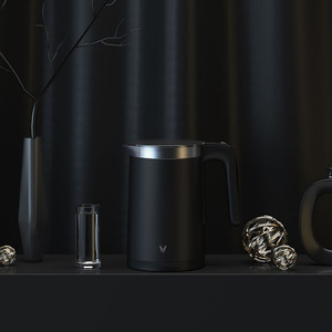 Image 5 - Youpin VIOMI 1.5L / 1800W Smart Constant Tmeperatue Electric Kettle Pro 5min Fast Boiling OLED Water Kettle Temperate Control