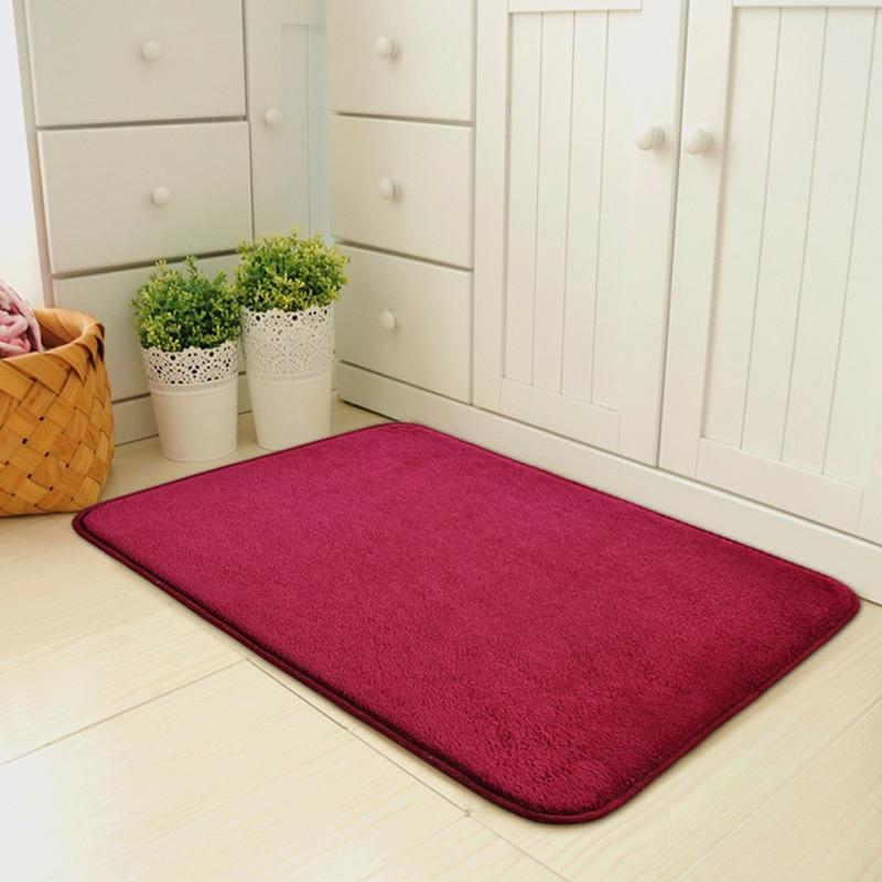 Удобный волшебный нескользящий, дверной коврик грязи в охотничьем стиле Крытый супер дорожка для кухни LXY9 FE14