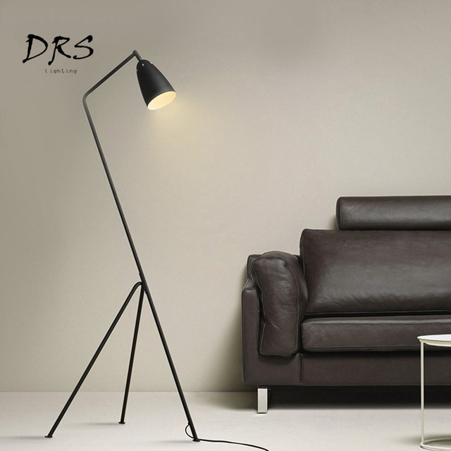 Topnotch Modern Design Grasshopper Floor Lamp/light Shake Floor Standing WR-66