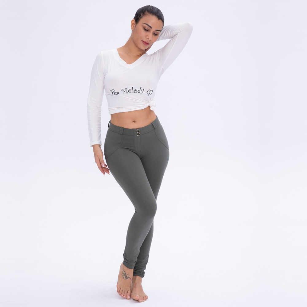 619aeb4a9d Melody best booty leggings high end yoga wear flattering stirrup yoga pants  butt lift leggings fitness