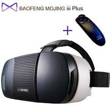 Original BaoFeng MoJing iii Plus View 3D VR BOX Virtual Reality Goggles Compitible 4 7 6