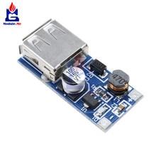 DC-DC USB повышающий Мощность Boost модуль 0,9 V-5 V 5V 600mA PFM Управление мини мобильный усилитель сигнала