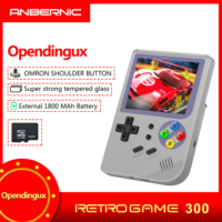 New RG 300 Video Games Portable Consola RETRO GAME rg300 GAMES ldk game MINI Tony system Handheld FAMILY GIFT Free 32G TF Card