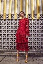 red Women Dress new