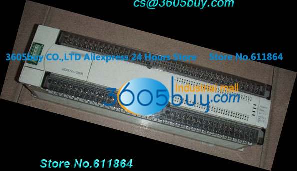 New Original PLC Controller FX2NC-96MT 48 Into 48 Out Transistor Type Spot Warranty 1 Year