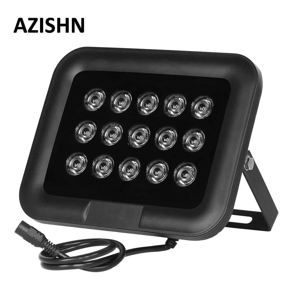 NEW CCTV LEDS 15IR infrared Array illuminator infrared IP65 850nm metal Waterproof Night Vision CCTV Fill Light for CCTV camera