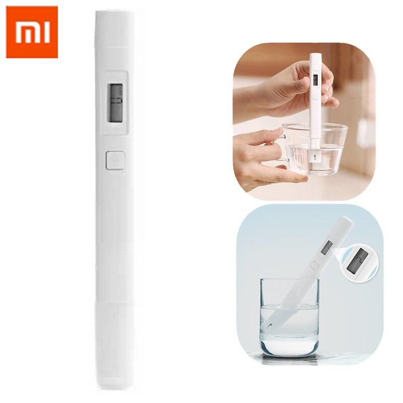 Youpin mi mijia original tds medidor tester portátil caneta de detecção qualidade teste qualidade da água caneta ec TDS-3 tester digital