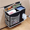 Bed Sofa Hanging Storage Bag Bedside Deskside Sundries Pocket Pouch Toy Books Magazines Phone Storage Pouch