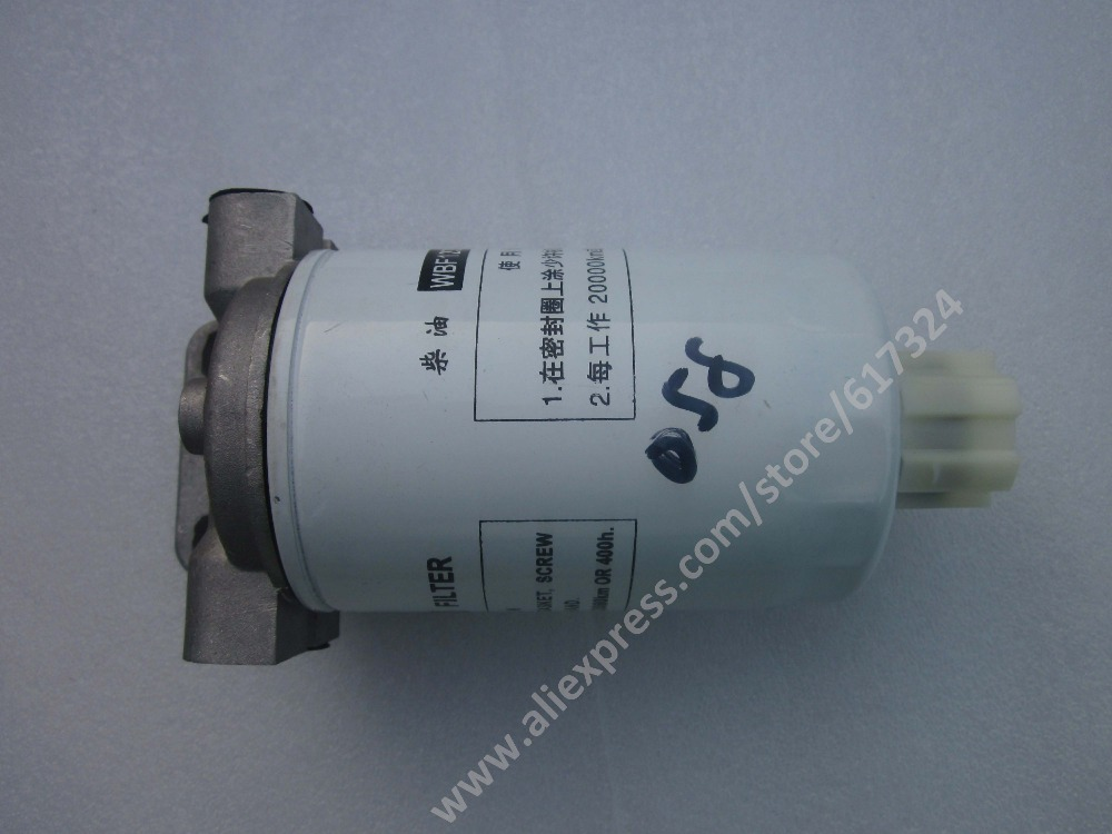 ④foton lovol tractor parts, the lovol td824 the fuel filter, part foton tractors 40 hp foton lovol tractor parts, the lovol td824 the fuel filter, part number ft800a 50 061a