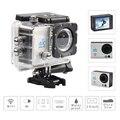 4 К Видео Камеры Wifi 30 М Водонепроницаемый 2.0 inch ЖК Шлем спорта Камера Fotografica Cam 1080 P FHD идти водонепроницаемый pro камеры