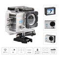 4K Video Camera  Wifi 30M Waterproof 2.0inch LCD Helmet sport Camera Fotografica Cam  1080p FHD go waterproof pro camera