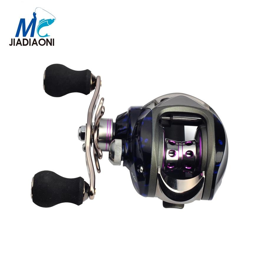 Jiadiaoni baitcasting reel 11 1 ball bearings carp fishing for Fish drops reels