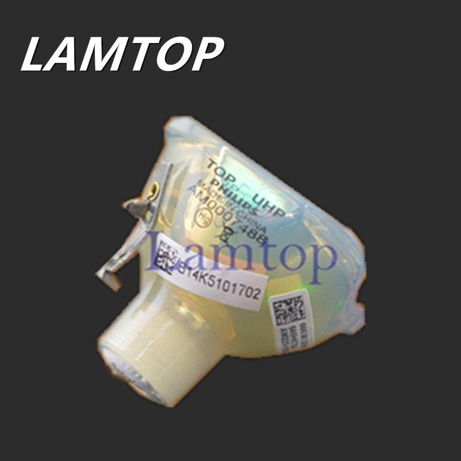 Original bare lamp / projector bulb /projector lamp  POA-LMP123   fit for  PLC-XW60 free shipping compatible bare projector bulb projector lamp poa lmp130 fit for dht1000cl free shipping