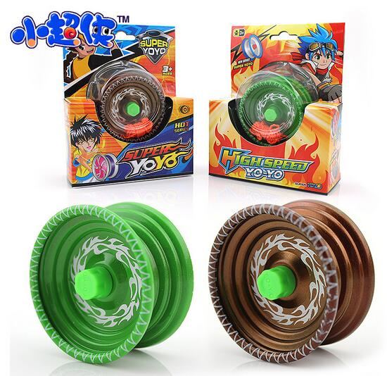 Alloy Cool Aluminum Design High Speed Professional YoYo Ball Bearing String Trick Yo-Yo Kids Magic Juggling Toy