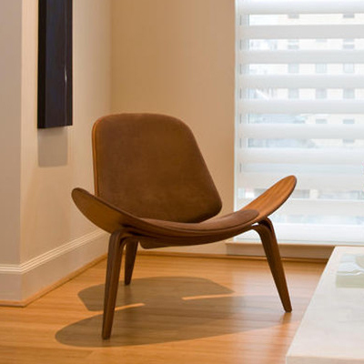 Triangle Shell Chair Airplane Really Leather Chair Lounge Chair Chair  Curved Wooden Chairs For Bending Wood Shell Chair Recliner In Children  Chairs From ...