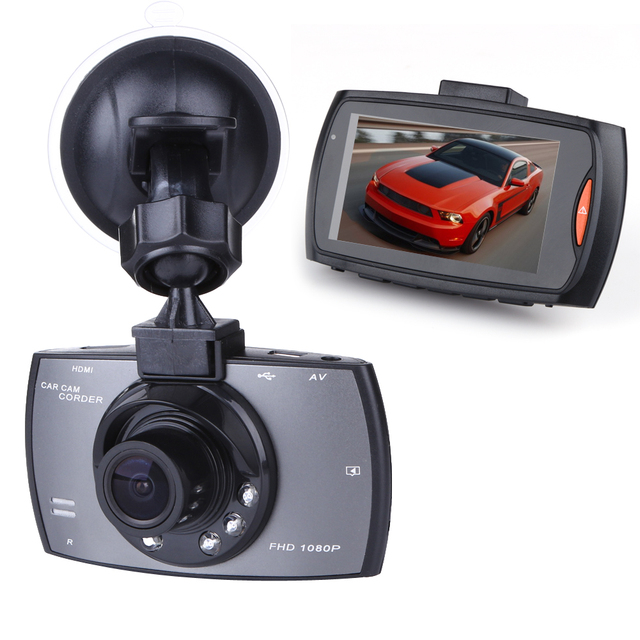 2.7 inch Car DVR Car Camera Video Recorder G30 Full HD 1080P 140 Degree Registrator Recorder Night Vision Camcorder dvr