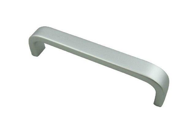 30 PCS 160mm Door Pull Dawer Handle Kitchen Cabinet Handle  Matt White Space Aluminum