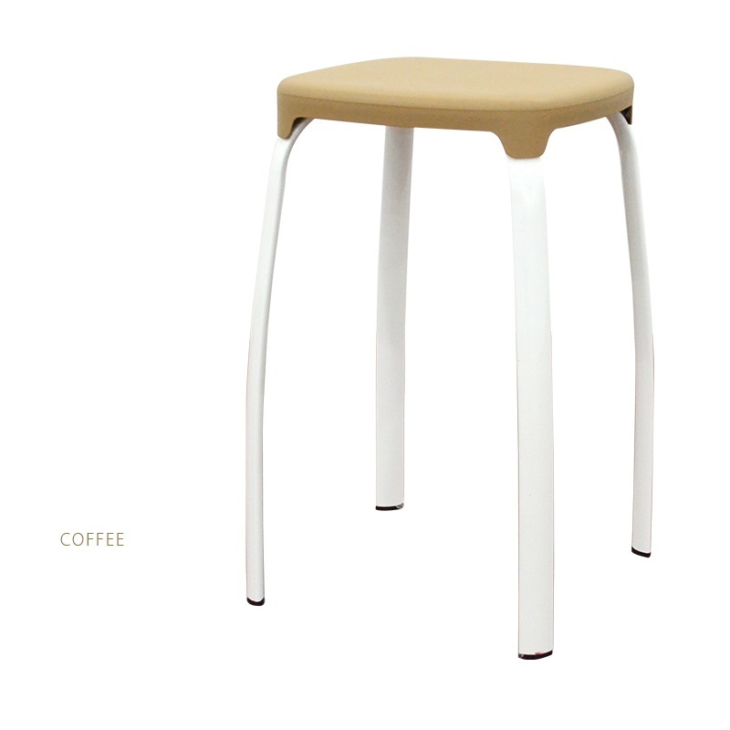 coffee color stool metal leg living room dining room stool retail wholesale free shipping garden children stool green free shipping dining stool bathroom chair wrought iron seat soft pu cushion living room furniture