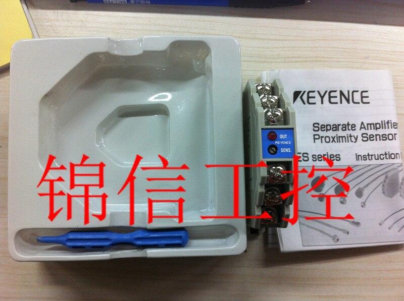 цена на Photoelectric switch ES-32DC keyence fiber amplifier