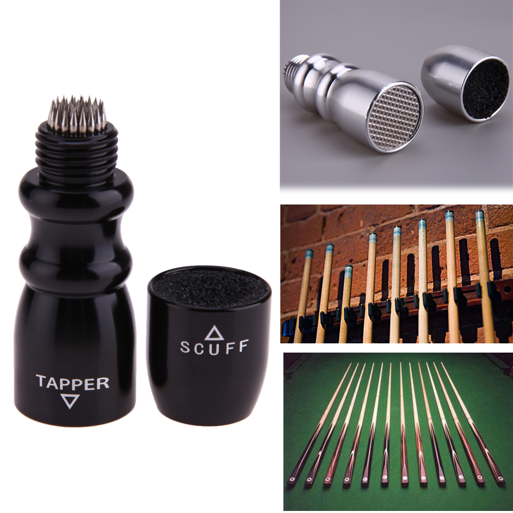 3 in 1 Cone-shape Stick Billiard Snooker Pool Table Cue Tip Shaper Pick Pricker Metal Repair Tool Billiard Accessories цена