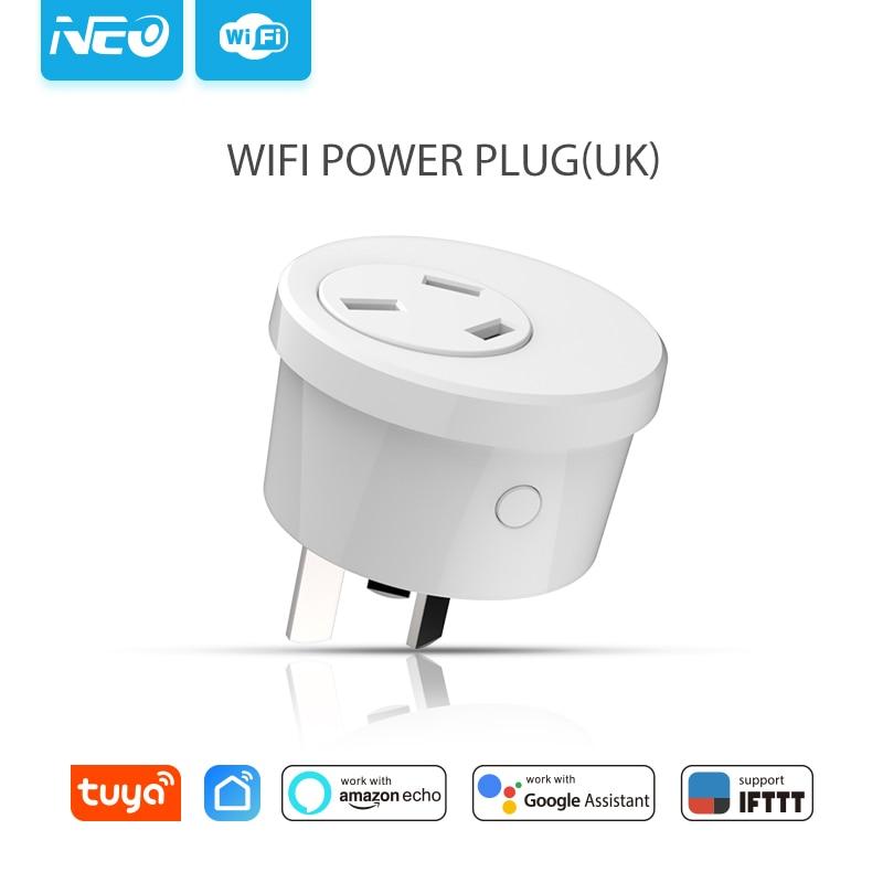 NEO NAS-WR03W WiFi UK Smart Plug Sensor Home Automation Alarm System Motion Alarm