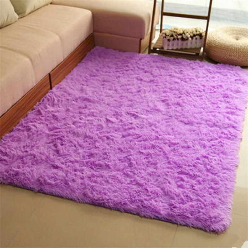 fine joy 60200 cm carpet floor carpet bathroom floor mats living room decoration soft house rugs door mat 9 colors in carpet from home garden on - Floor Mats For Living Room