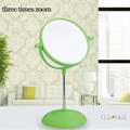 Bathroom Double Faced Bath Mirror magnifying makeup mirror with not lights antique mirror