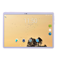 Free shipping World 10 inch Octa Core Tablet PC Android 7.0 Dual Camera SIM FM GPS Bluetooth 4 Colors 4GB 64GB Phone tablet 10