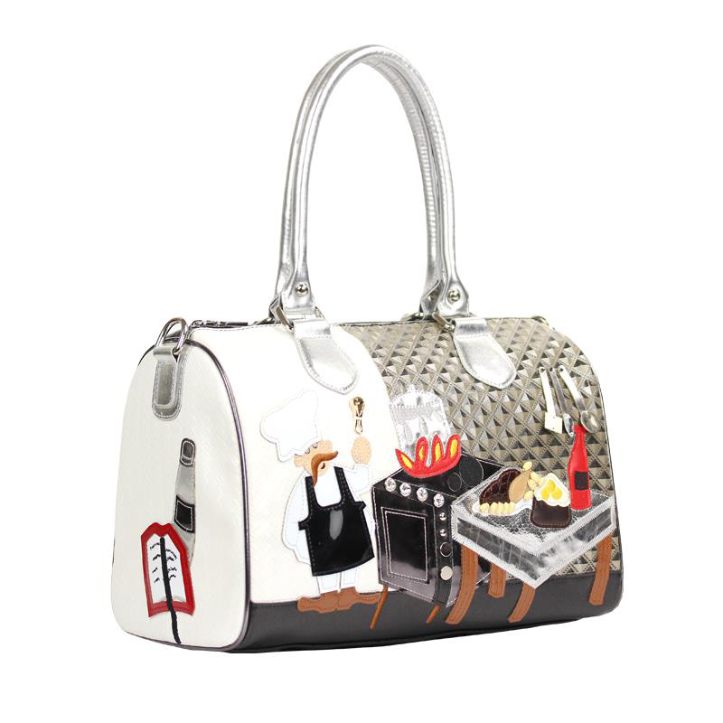 ФОТО Handbags 2016  Winter New Retro Candy Panelled Colors Shoulder Messenger Bag Big Trend A2594~3