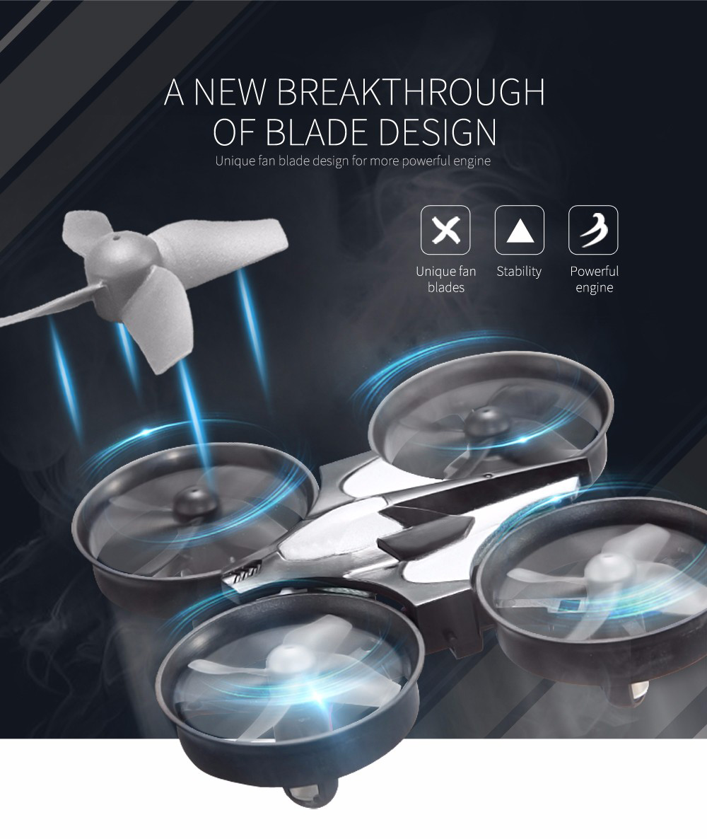 Pocket Quadcopter Dron (10)