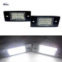 Решетка радиатора 2x18smd VW Caddy Jetta Touran Passat