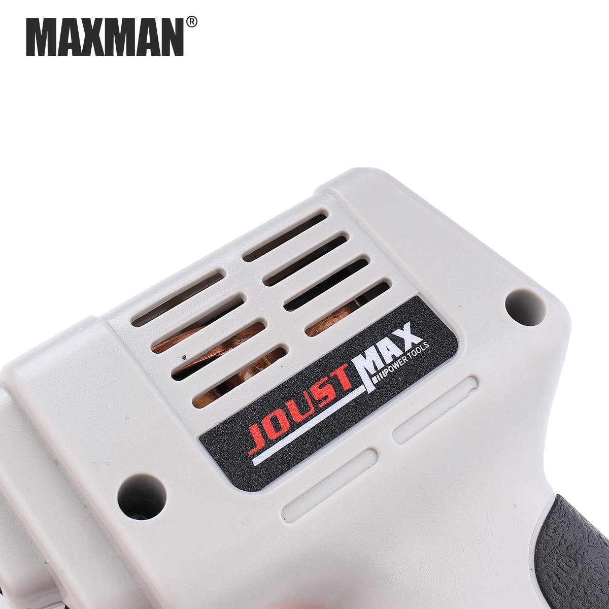 Купить с кэшбэком MAXMAN 220V Accessories Manual Tin Gun Suction Tin Device Electric Welding Gun Tool  Automatic Tin Soldering Iron Gun
