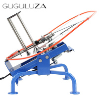 GUGULUZA Automatic Trap Clay Target Thrower Trap Machine Skeet Electric Clay Shotgun Target Practice Range Shooting Accessories