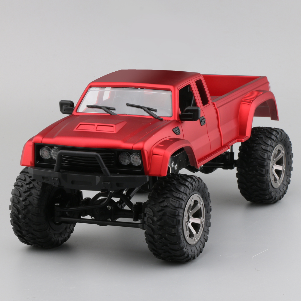 Military RC Truck 1 16 Motor 2 4G RC Truck with Camera Remote Control Climbing Car