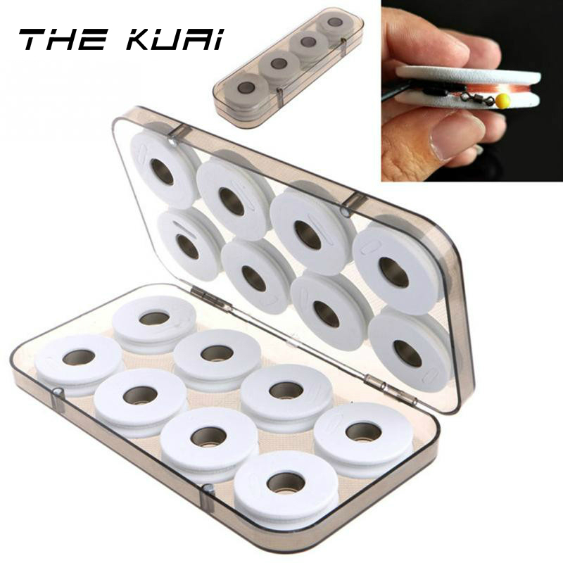 THEKUAI Fishing Durable 16PCS/8PCS Accessories Wire Board Fishing Winding Line Board Fishing Tackle Box Spools Tackle Box Gift-in Fishing Tackle Boxes from Sports & Entertainment