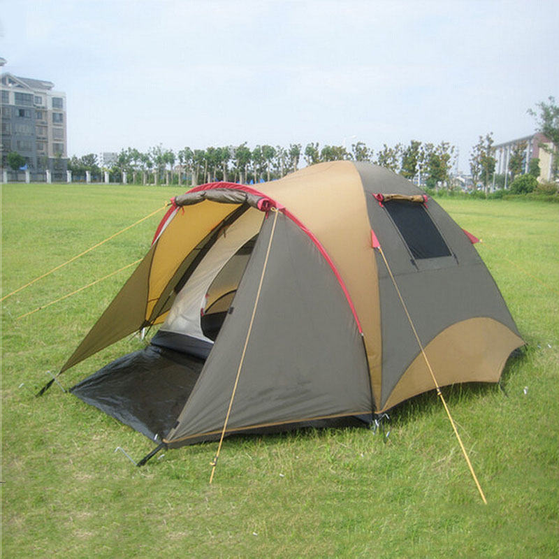 Avoid Bulding 3 Quick-opening Double C&ing Tents of the Four Seasons One Hall 4.3 & Online Get Cheap Four Season 3 Person Tent -Aliexpress.com ...