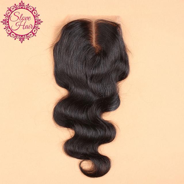 Mid Part Closure Hair