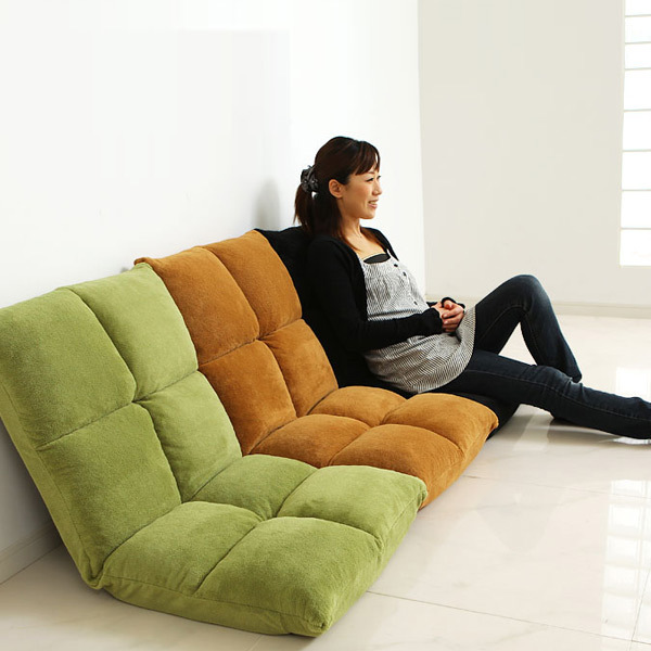 Foldable Chaise Lounge Chairs Sofa Bed Beanbag Tatami Sofa
